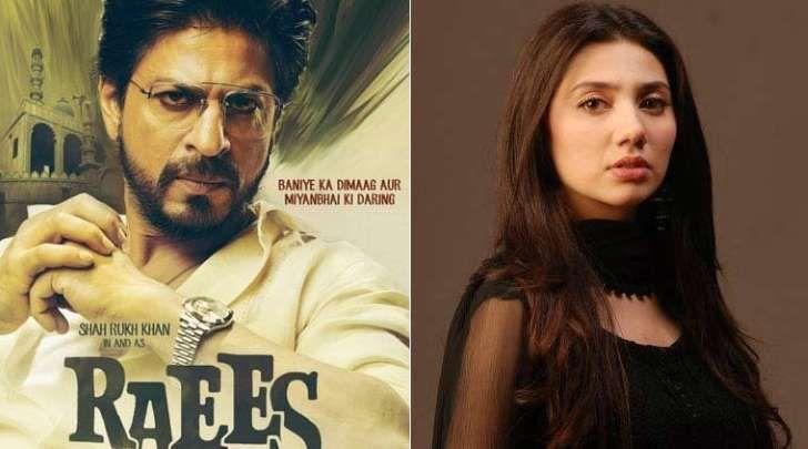 Has Mahira Khan been dropped as Shah Rukh Khan's heroine in Raees?