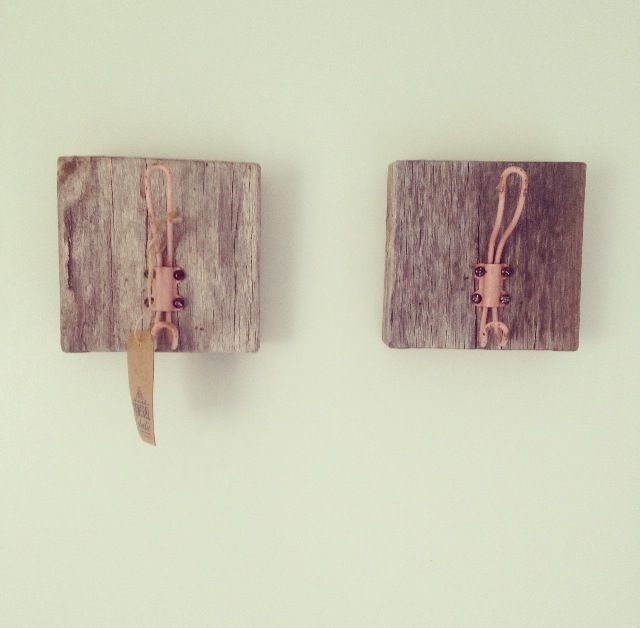 For the love of vintage hooks!!!  Just added the timber to make them beauties pop!!!