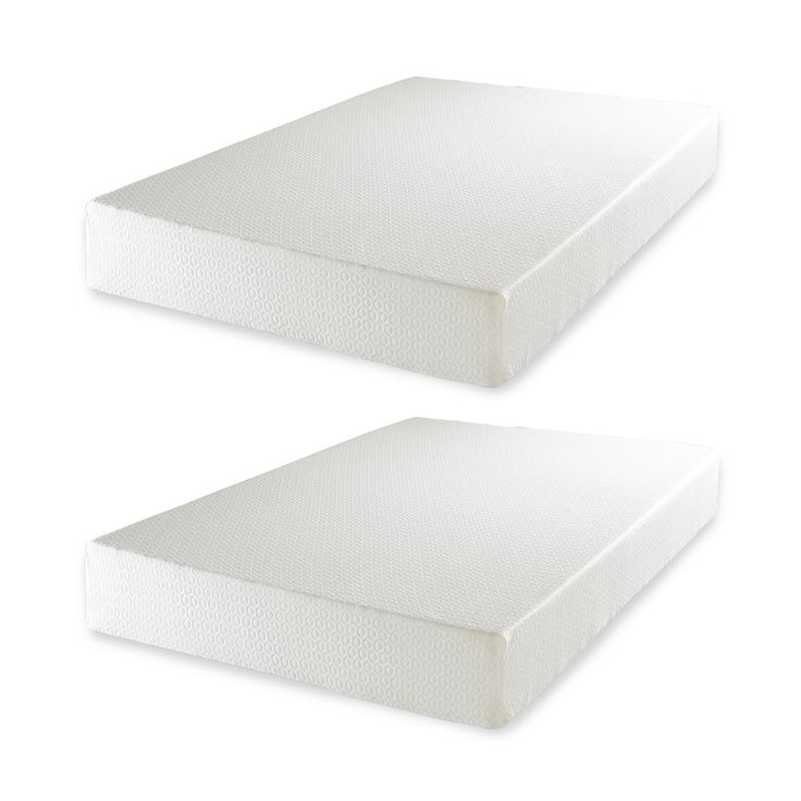 Memory Master Dream Sleepy 140 Mattress X 2 Next Day Select Delivery