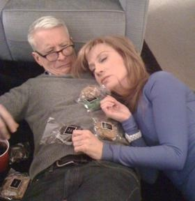 Anderson Cooper & Kathy Griffin