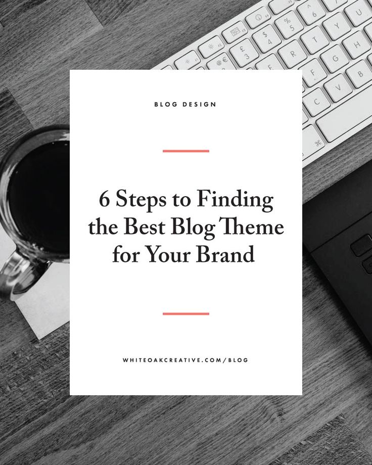 Steps to take and guided questions to ask yourself before you choose a WordPress theme for your blogging and website needs.