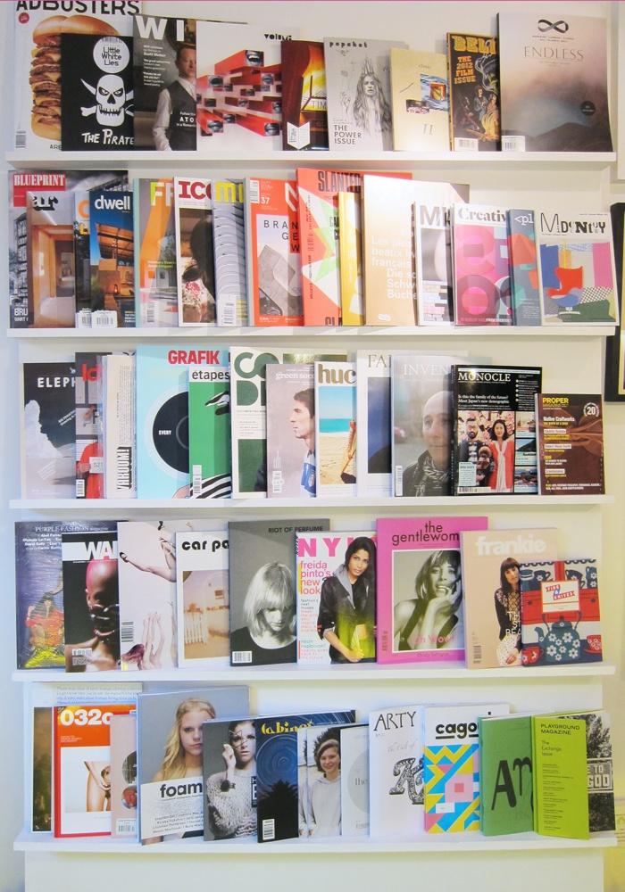 analogue-books, Edinburgh