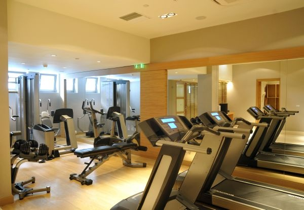 Fully equipped, 24-hr, complimentary gym with marble hammam... - www.galaxy-hotel.com
