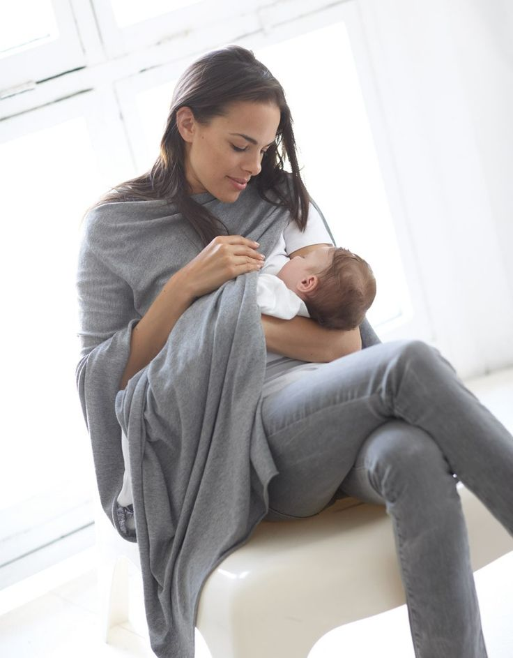 Ultra soft and cosy bamboo wool blend Poppers for fastening at the shoulder Versatile style – multiple ways to wear  Swathe yourself in sumptuous style with Seraphine's genius scarf meets breastfeeding wrap. A maternity must-have, the super soft bamboo viscose blend, drapes beautifully over the shoulders when poppered closed and worn as a breastfeeding shawl. Feed in stylish discretion with the generously cut shawl enabling you and baby to be fully covered in the most luxurious knit. This…