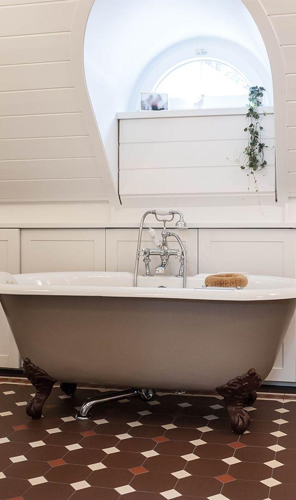 nostalgie badezimmer  traditionelle bäder badgestaltung