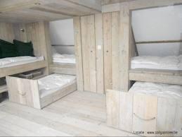 loungebank hout met kussen opslag - Google zoeken