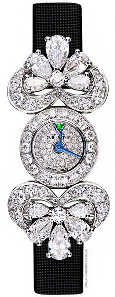 Graff Cascade diamond watch. If this was mine, I would tell everyone what time it is.