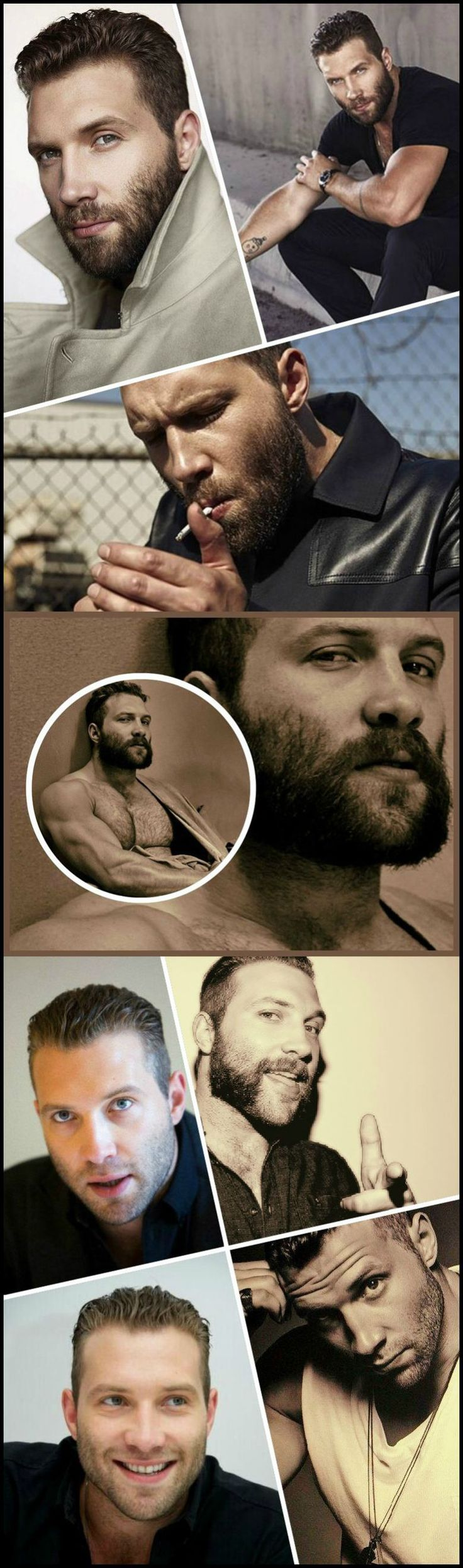 Jai Courtney Collage