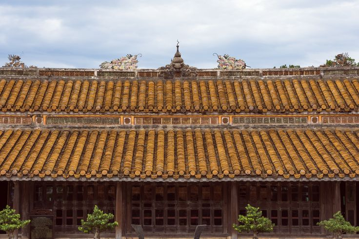 There be dragons - I've been told that this kind of roofs were influenced by chinese architecture.
