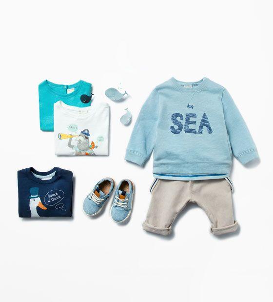 Acheter le look - Bébé garçon (3 - 36 mois) - ENFANTS | ZARA Belgique
