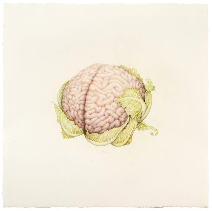 "Aurel Schmidt's ""Fruits"" and Other Drawings: JuxtapozAurelSchmidt010.jpeg"