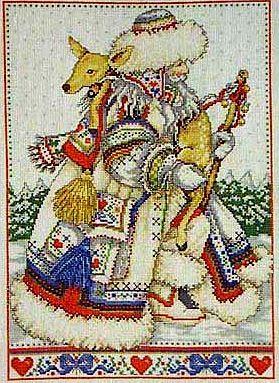 Nordic Santa
