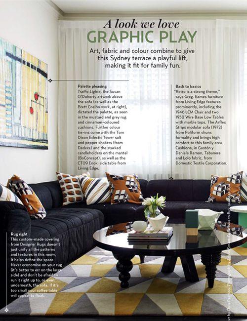 Arflex Strips Modular POLIFORM Sofas Pinterest Gardens