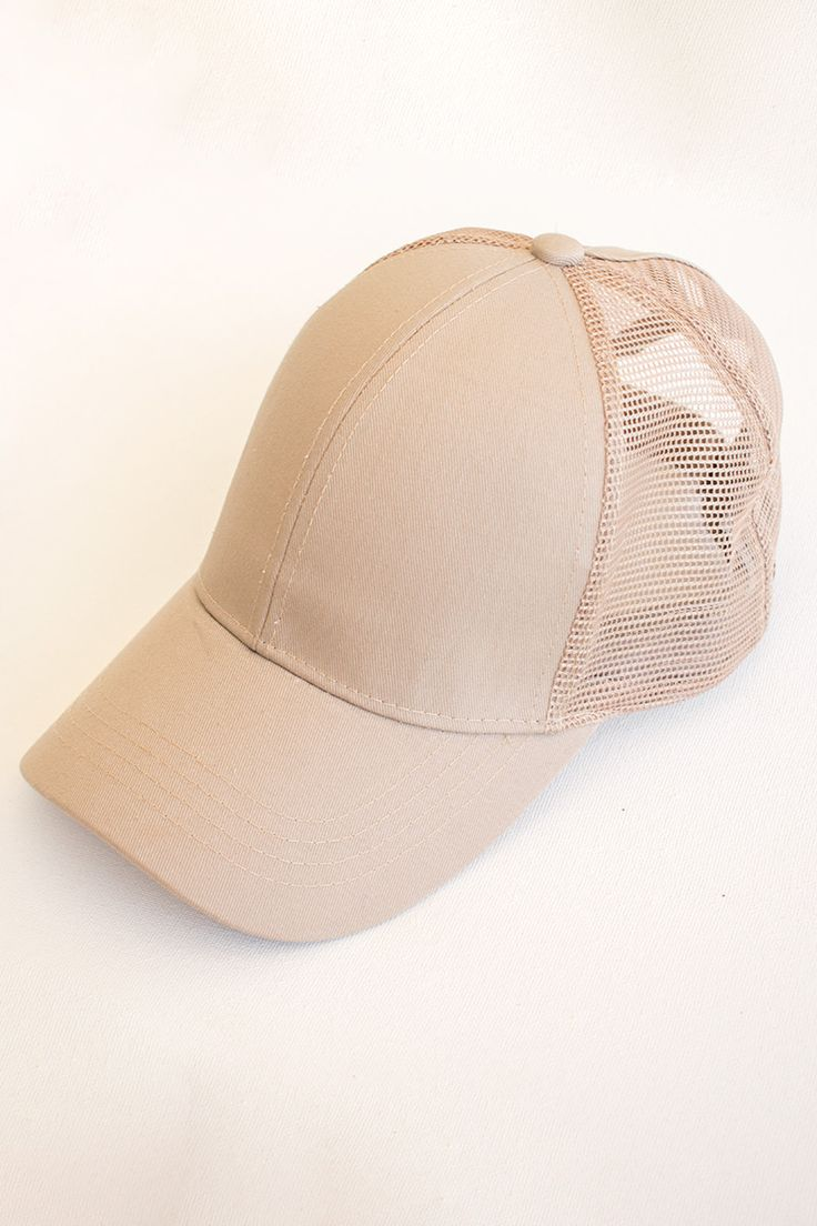 League Baseball Cap - Linen