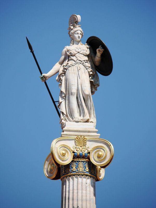 ΘΕΑ ΑΘΗΝΑ | Αρχαία τέχνη, Αγάλματα, Αθήνα