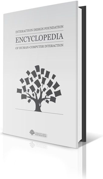 The Encyclopedia of Human-Computer Interaction, 2nd Ed.  Free textbooks written by 100+ leading designers, bestselling authors and Ivy League professors. The textbooks are assembled in a gigantic 4000+ page encyclopedia covering the design of interactive products and services like websites, household objects, smartphones, computer software, aircraft cockpits, you name it.