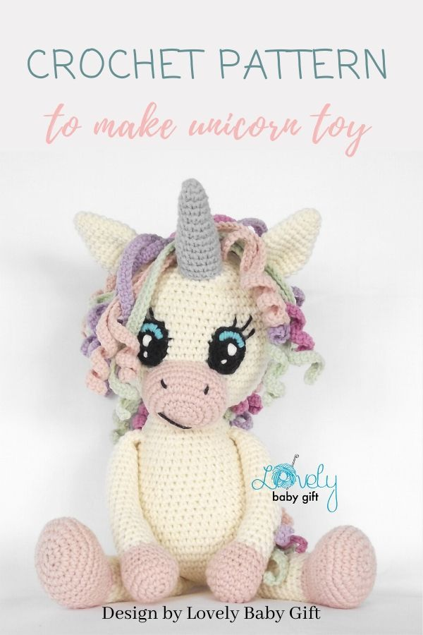 Free Unicorn Crochet Patterns - The Best Collection Ever ... | 900x600