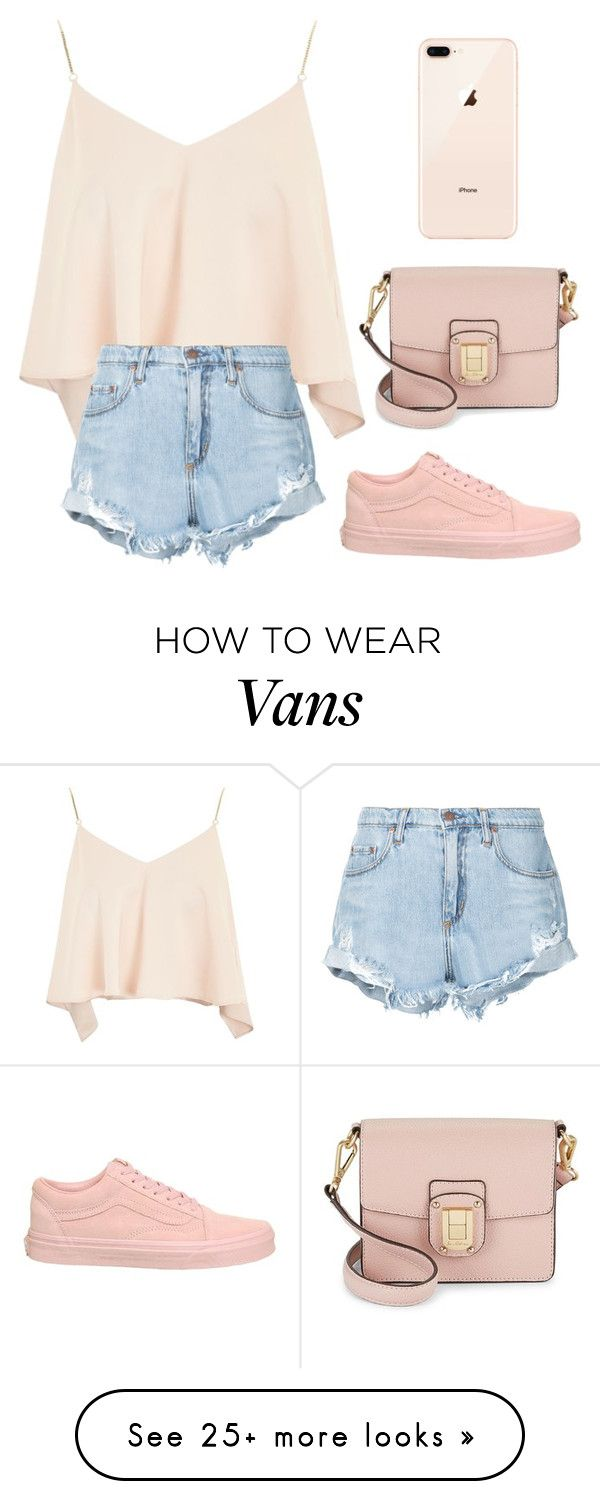 """Howe #91"" by becxx1207 on Polyvore featuring Topshop, Nobody Denim, Vans and Sam Edelman"
