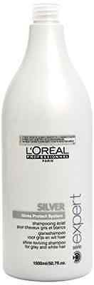 Silver Shampoo LOreal Professional Serie Expert Shine Reviving Hair Care 50.7 Oz