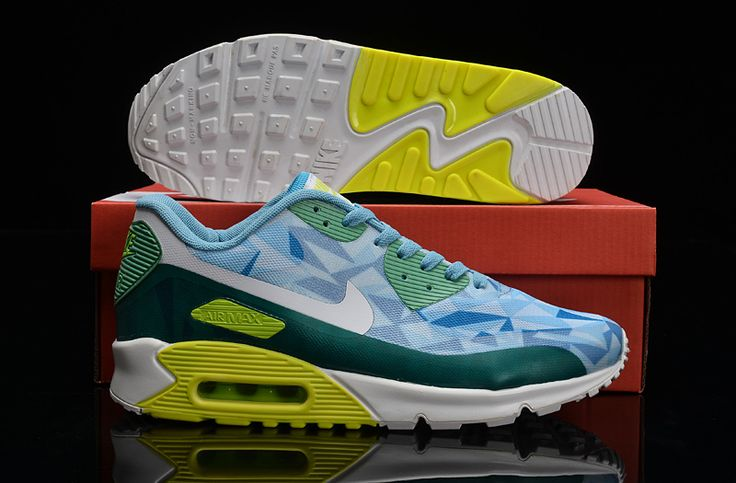 Replica New Model Nike Air Max 90 Hyperfuse Shoes ,Women Nike Air Max 90  Hyperfuse