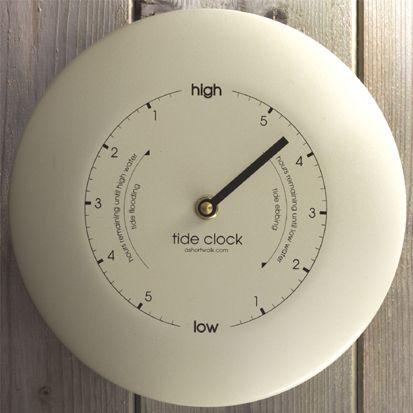 Tide clock - powder coated [TC-C] - £25.48