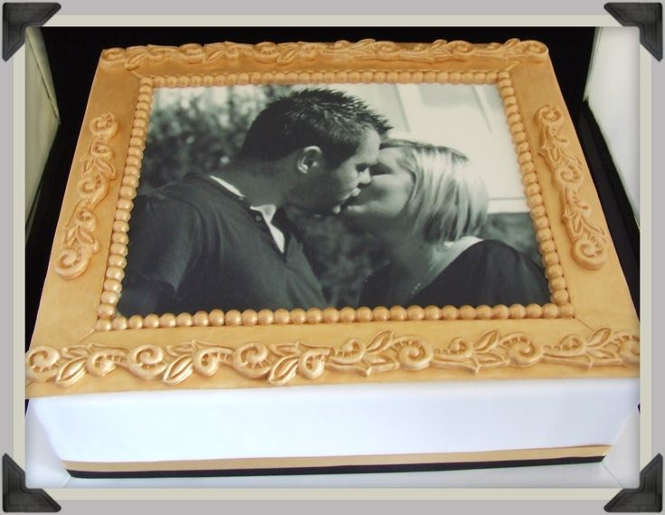 83 Best Image Print Cakes Images On Pinterest Conch