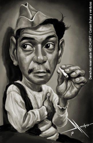 Cantinflas ~ Mario Moreno Reyes