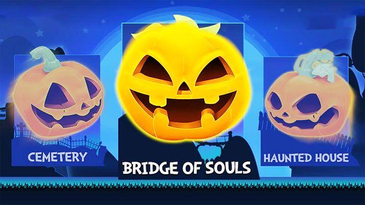 Hungry Pumpkins Halloween - Si avvicina Halloween! Halloween è quasi arrivato, perchè, dunque, non trasportarlo direttamente sui nostri dispositivi Android? Per farlo eccovi Hungry Pumpkins Halloween! Hungry Pumpkins Halloween è un gioco per Android  #android #halloween #hungrybirds
