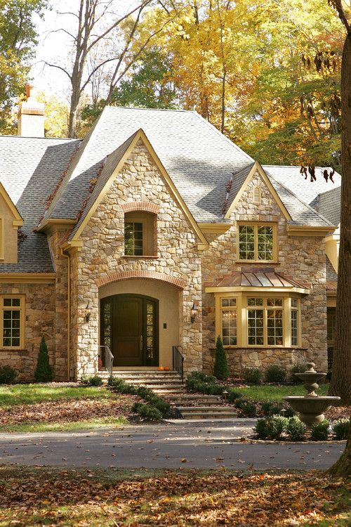 Beautiful Homes Of Instagram: 400 Best Stone Houses Images On Pinterest