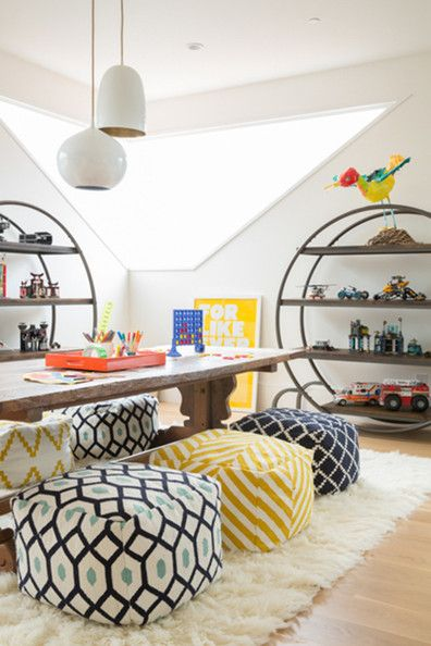 Best in Show - Tour Decorist's Virtual Design House - Lonny.   Playroom.