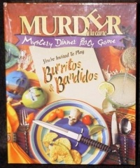 Burritos & Bandidos Murder Mystery Dinner Party Game