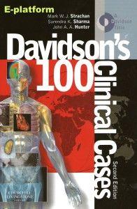 DAVIDSON 100 clinical case PDF. #davidson#pdf#medicine
