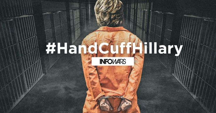 'Hillary for Prison' is Going Viral: Here's How You Can Get in on the Action!