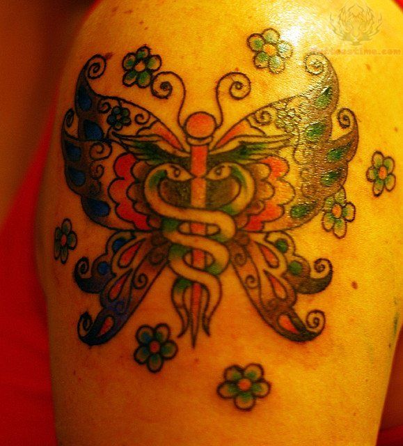 Nurse Symbol Tattoos | forums: [url=http://www.tattoostime.com/butterfly-nurse-symbol-tattoo ...