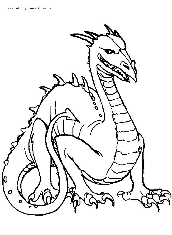 ab473fa279e053b3cd54a2f1a0bf305f coloring pages for kids printable coloring pages 137 best images about dragons and mid evil on pinterest medieval on fantasy draft worksheet