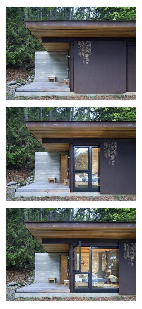 Gulf Islands Cabin   Olson Kundig Architects