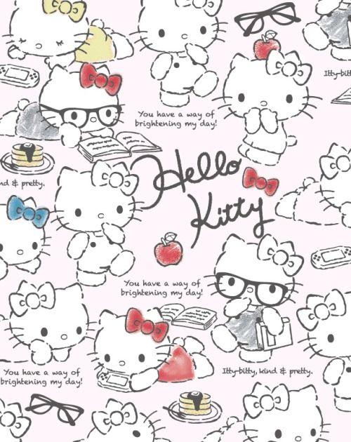 sanrio: hello kitty:)
