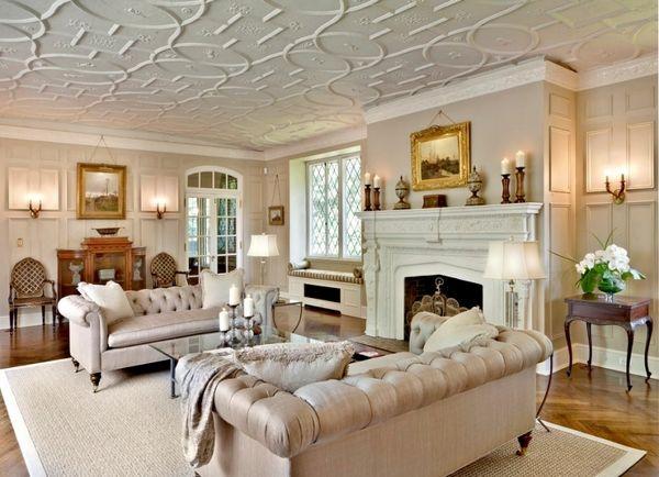 Styrofoam Ceiling Tiles Elegant Living Room Design Ideas Cei Traditional Design Living Room Traditional Living Room Furniture French Country Decorating Bedroom