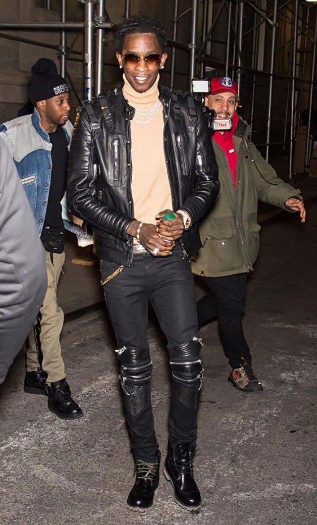 beautiful young thug fashion style 9