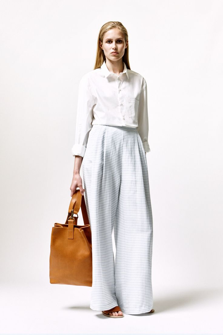 Teli Shirt, Tuikku Trousers, Double Strap Sandals and Backpack   Samuji SS16 Classic Collection