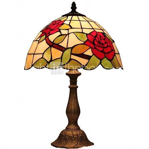 60w tiffany bordlamper feature for øjenbeskyttelse med maleri brug til fra kontakt cheap lampsbedside