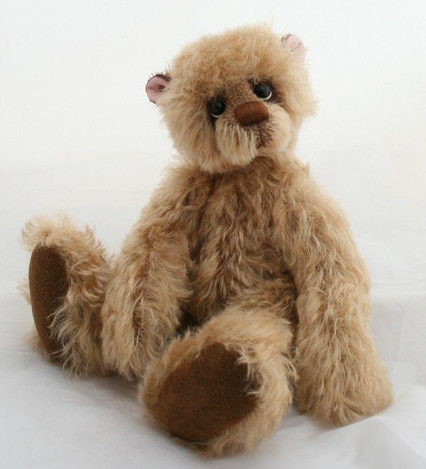 Pipkins Bears artist teddy bear pattern PDF file by pipkinsbears: