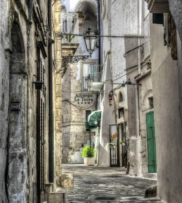 Brindisi, a little known area of Puglia
