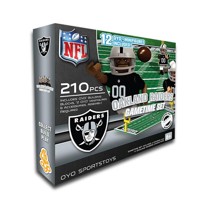Oakland Raiders Game Time Set