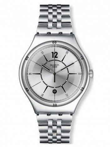 SWATCH moonstep stainless steel YWS406G http://kloxx.gr/brands/swatch-1/swatch-moonstep-stainless-steel-yws406g