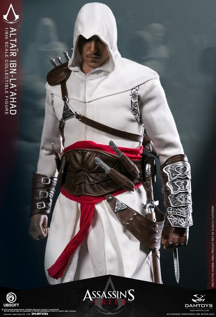 Dam Toys Assassin S Creed Altair Ibn La Ahad 1 6 Scale