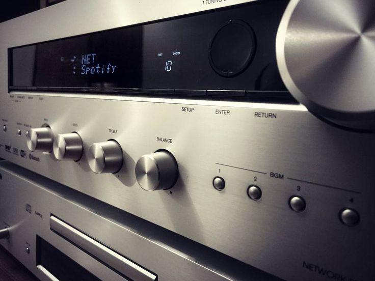 #Audiophile #Audio #Audiofil #Onkyo #TX8150 #Amplituner #C7030 #cdplayer  #135W #RMS #Spotify #Airplay #WiFi #Tunein #tuneinradio #dabplus #deezer #Pandora #dlna #pureaudio