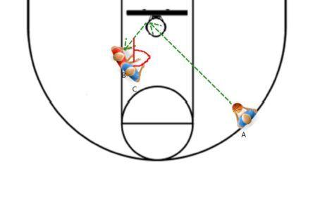 alabama rebounding drill