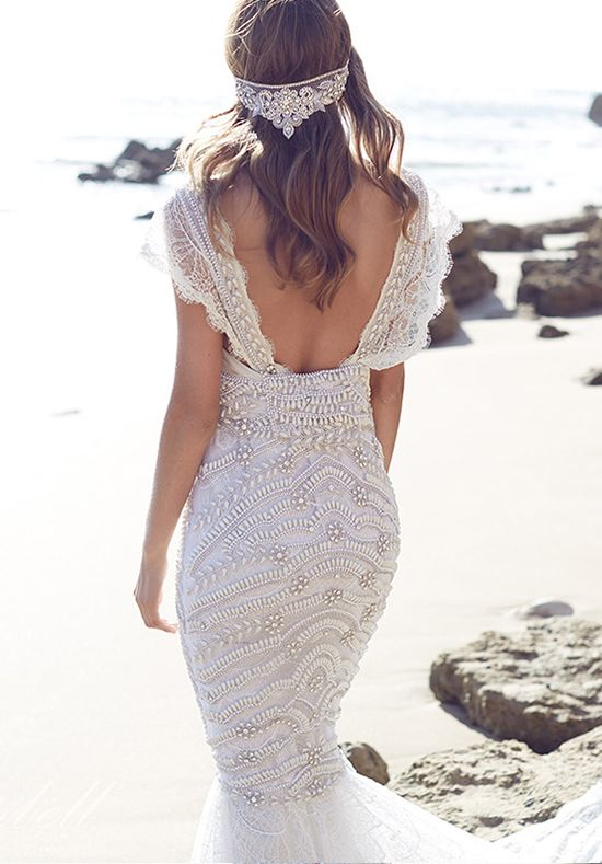 Anna Campbell - Wedding Dresses 2015 Spirit Collection- see every last ...