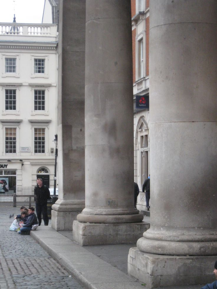 Covent Garden Columns And London On Pinterest